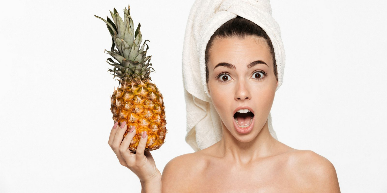 7 Surprising Beauty Benefits of Pineapple