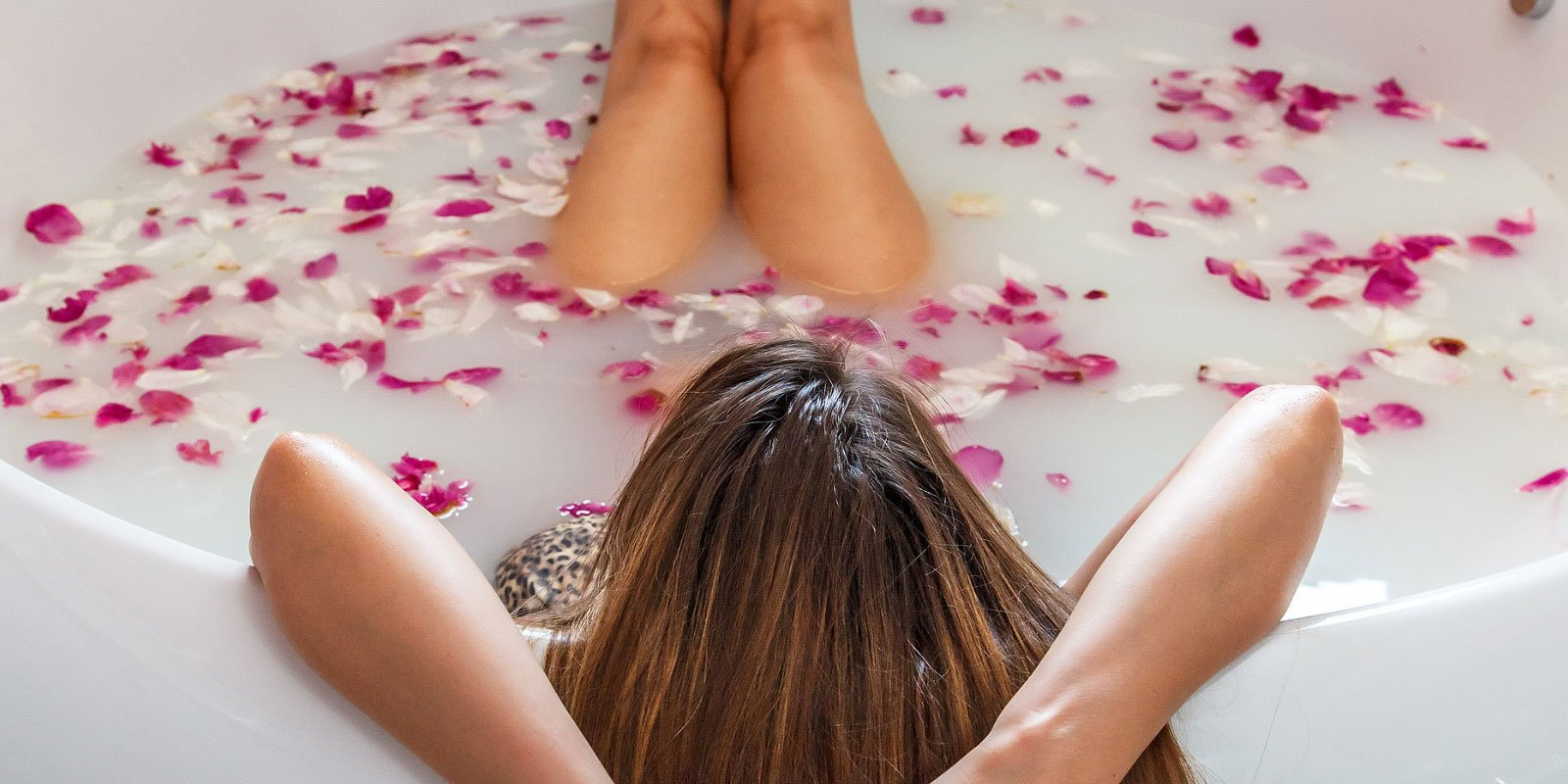 Easy DIY At-Home Bath and Body Spa Treatments