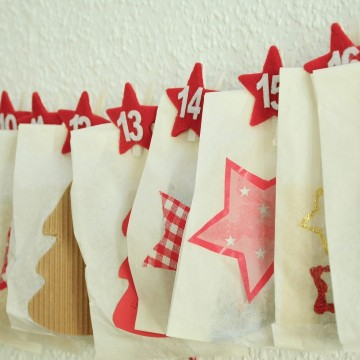 Spa Gift Ideas: How to Make an Easy 3 Step DIY Advent Calendar