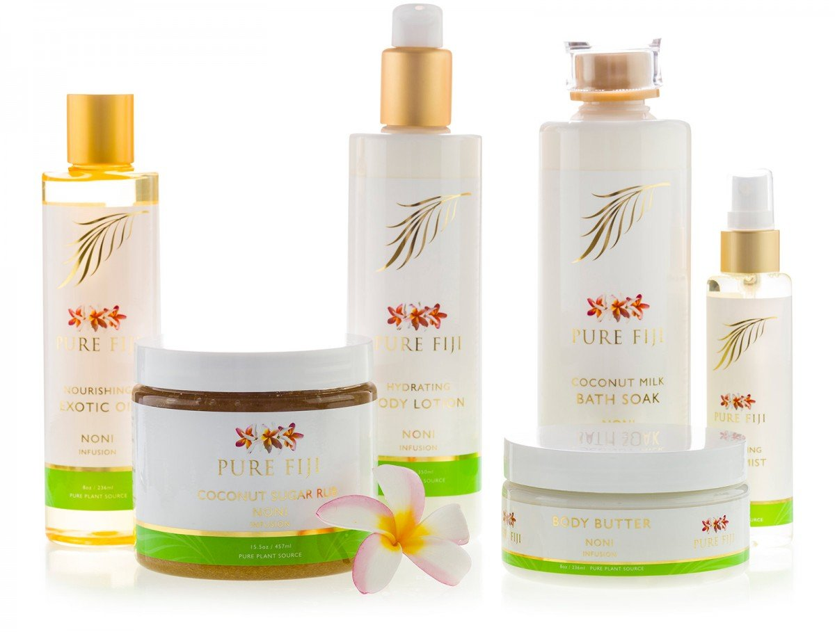 Noni Infusion Bath & Body Products
